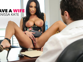 Redtube anissa kate fucks